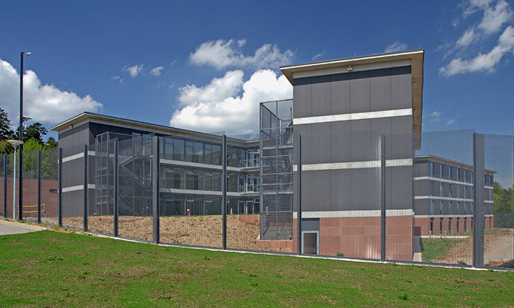 Neubau Behandlungsgebäude Maßregelvollzug in Calw