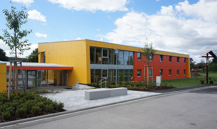Neubau Kindergarten in Dietingen