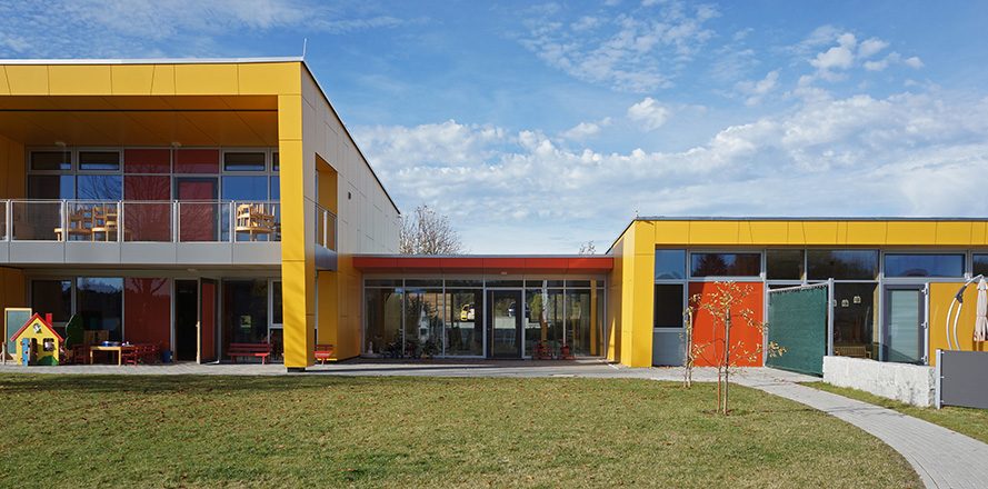 Neubau Kindergarten in Dietingen