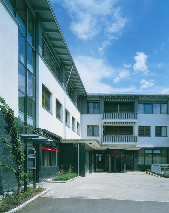 Neubau Sparkasse in Donaueschingen