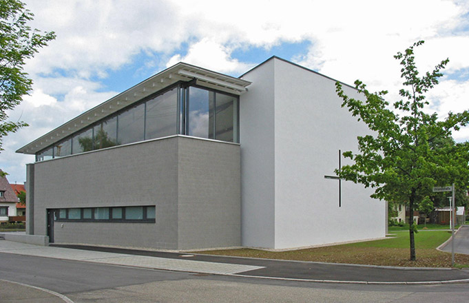 Neubau Katholische Kirche in Dornhan