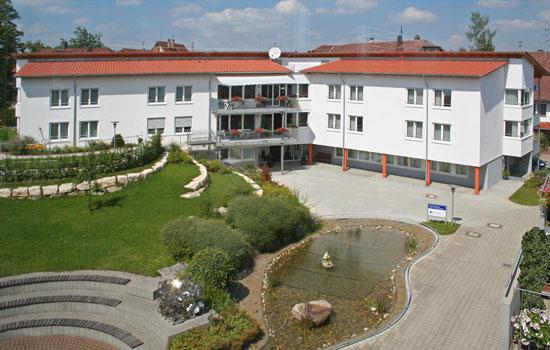 Neubau Pflegeheim St. Veronika im Seniorenzentrum Dunningen