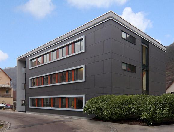 Neubau Psychiatrische Tagesklinik in Geislingen
