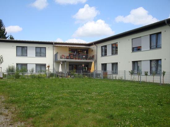Erweiterung Altenpflegeheim St. Martin in Geislingen