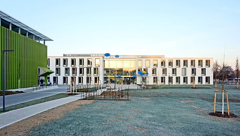 Neubau Kinder- und Jugendpsychiatrie in Göppingen