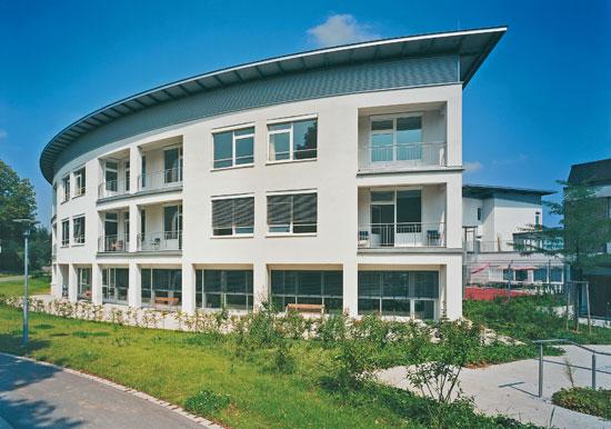 Neubau Reha-Klinik im Christophsbad Göppingen