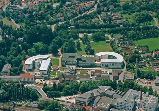 Zielplanung Klinikum Christophsbad Göppingen