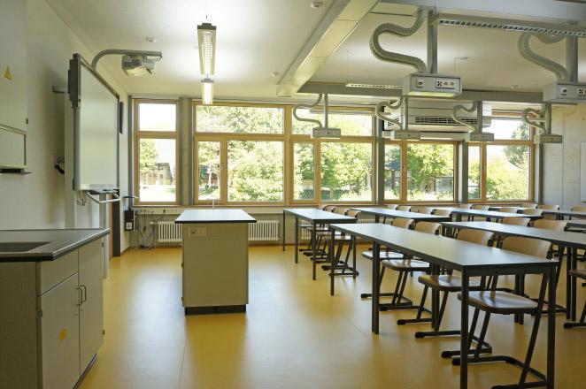 Neubau Schulzentrum in Haigerloch