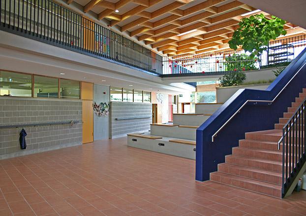 Neubau Grundschule Witthauschule in Haigerloch