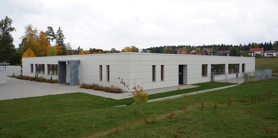 Förder- und Betreuungsbereich St. Gabriel in Heiligenbronn