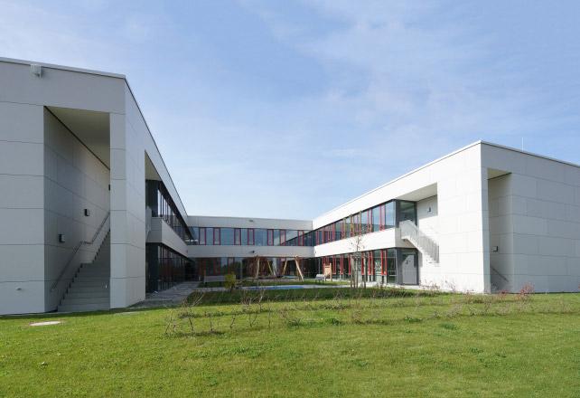 Neubau Schulzentrum St. Benedikt in Schramberg-Heiligenbronn
