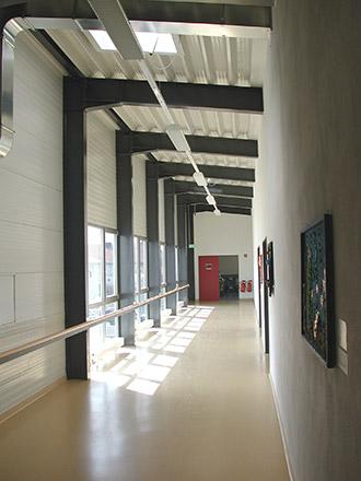 Neubau Werkstattgebäude in Schramberg-Heiligenbronn