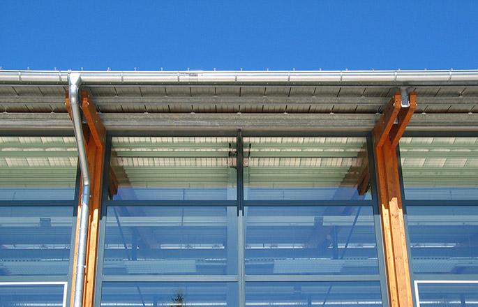 Neubau Sporthalle in Hilzingen