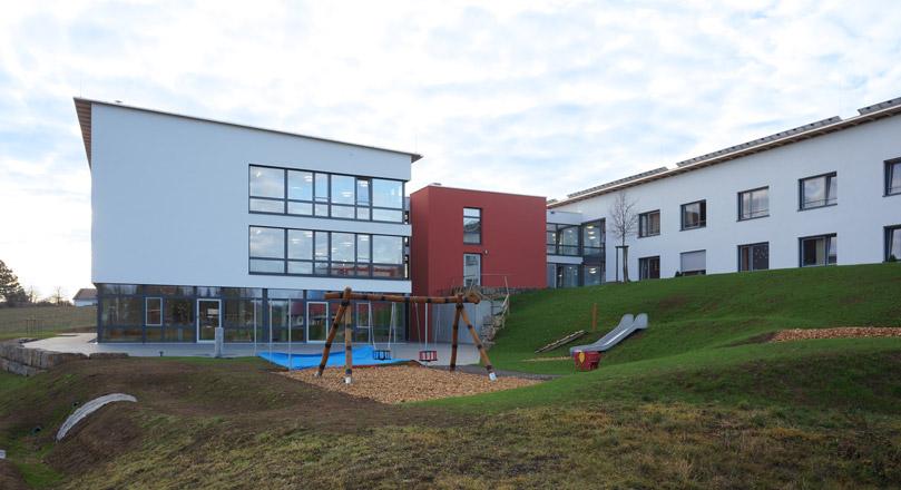 Erweiterung Altenpflegeheim Bischof Sproll in Horb-Hohenberg