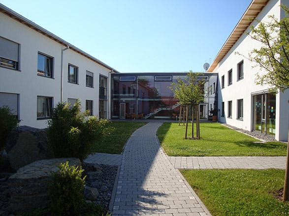 Neubau Altenpflegeheim Bischof Sproll in Horb-Hohenberg