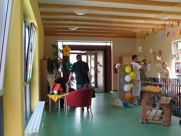 Neubau Kindergarten in Horb