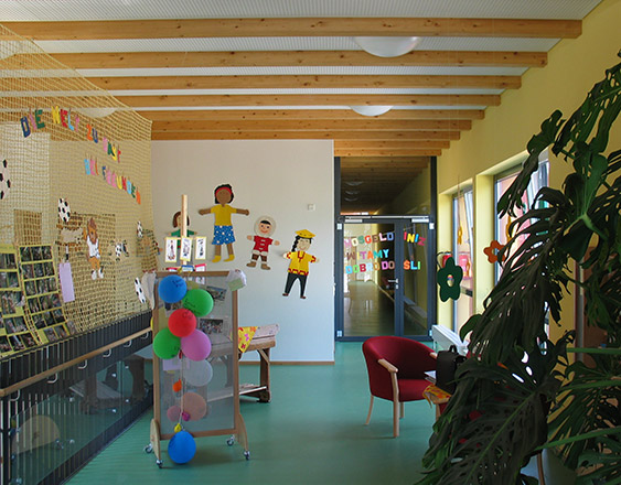 Neubau Kindergarten in Horb