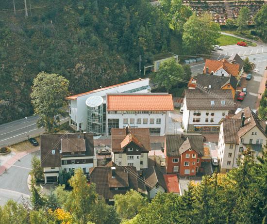 Neubau Volksbank in Lauterbach