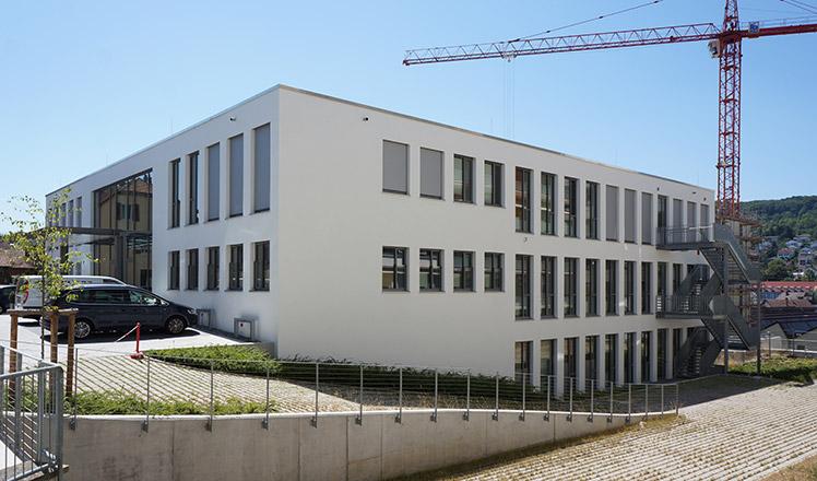 Neubau Ärztehaus Ambulo in Lörrach