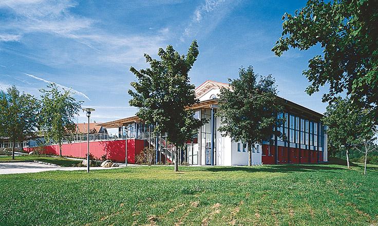 Erweiterung Mehrzweckhalle in Mahlstetten