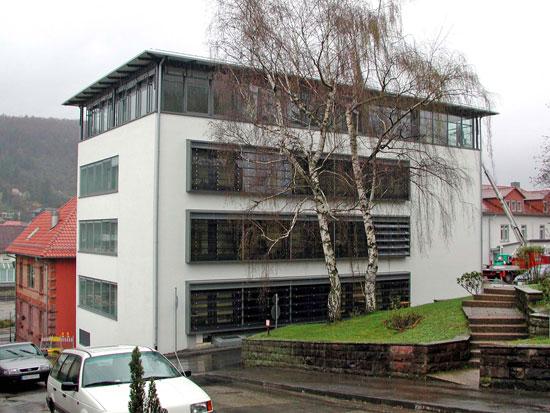 Neubau Verwaltungsgebäude der Sparkasse Mosbach