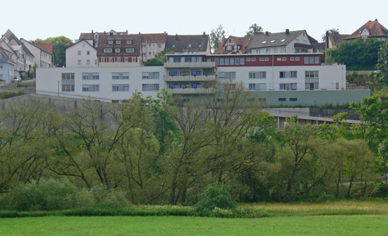 Neubau Altenzentrum St. Antonius in Mühlheim an der Donau
