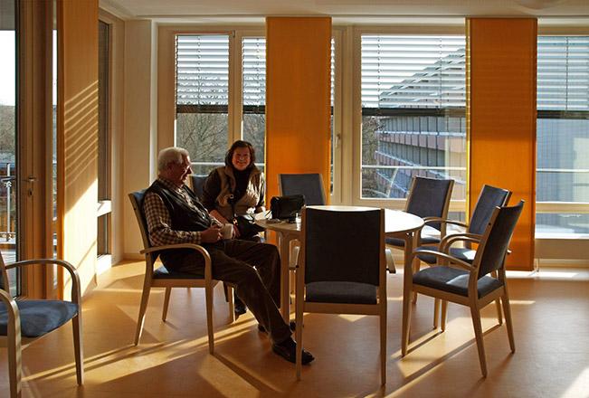 Neubau Pflege- und Therapiezentrum in Nürnberg