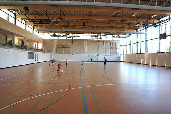 Neubau Talwiesenhallen in Rielasingen-Worblingen