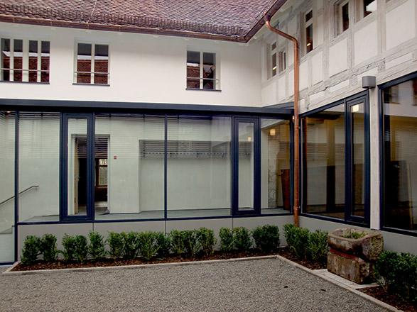 Umbau und Sanierung Mehrgenerationenhaus Kapuziner in Rottweil