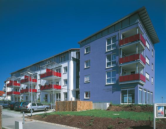 Neubau Ökumenisches Zentrum Hegneberg in Rottweil