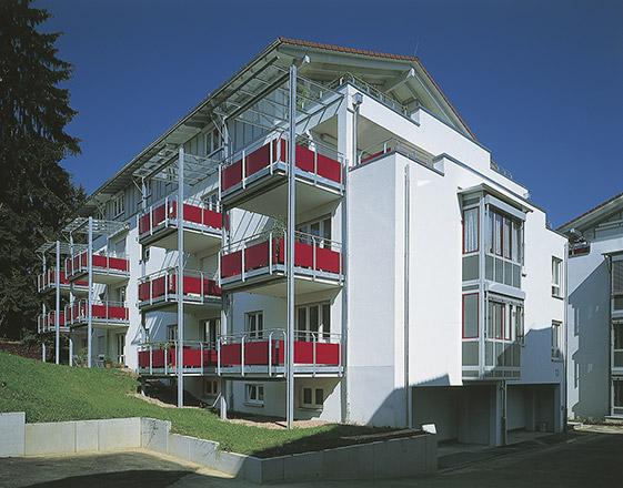 Neubau Wohngebäude in Rottweil