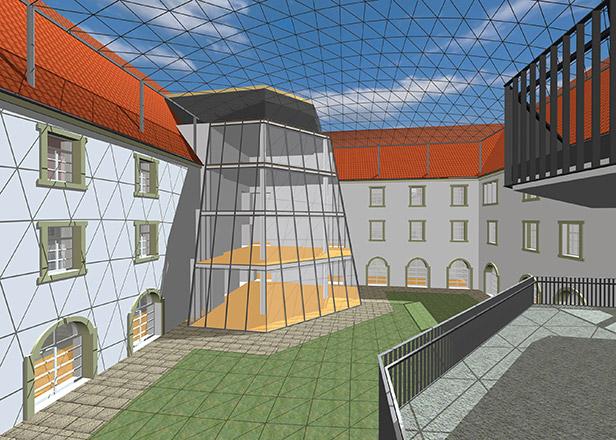 Umbau- und Sanierung Haus St. Maria im Zentrum für Altersmedizin in Rottweil