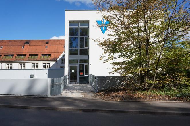 Um- und Neubau Haus St. Michael im Zentrum für Altersmedizin in Rottweil