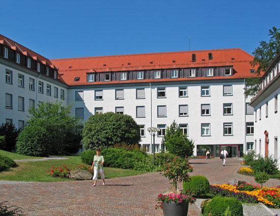 Umbau Gerontopsychiatrie im Vinzenz von Paul Hospital