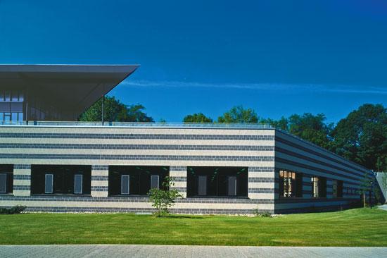 Neubau Küche und Cafeteria im Vinzenz von Paul Hospital
