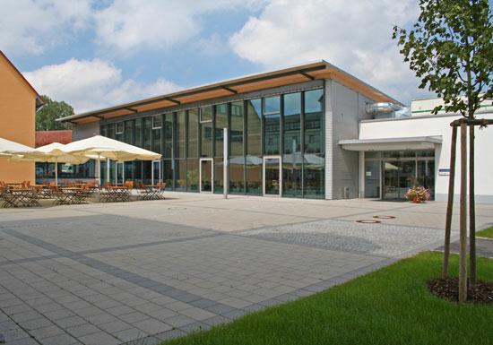 Neubau Wirtschaftsgebäude der Stiftung St. Franziskus Heiligenbronn