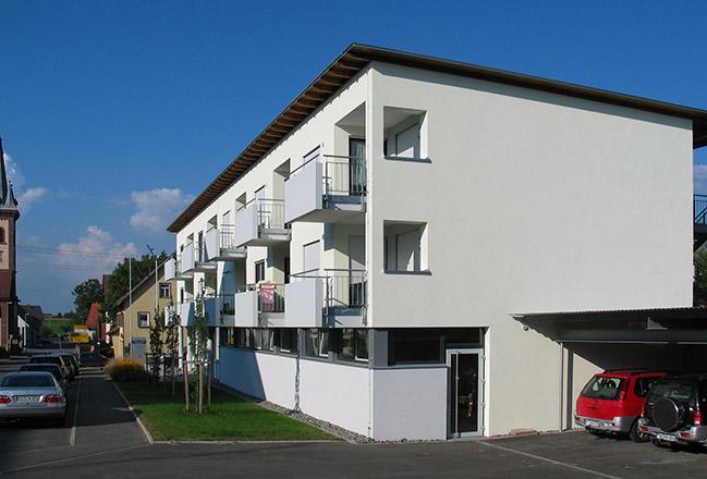 Neubau Seniorenwohnanlage in Seedorf