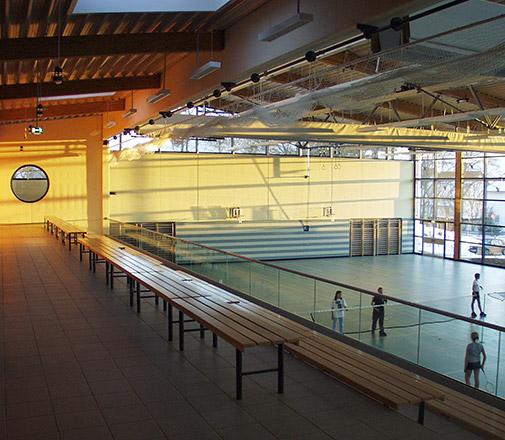 Neubau Sporthalle Schillerschule in Spaichingen