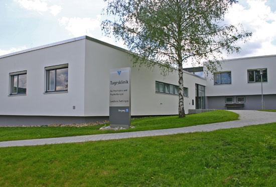 Umbau Tagesklinik in Spaichingen