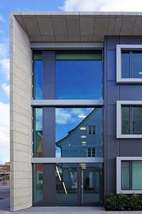 Neubau Medizinisch-Therapeutische Zentrum in St. Georgen