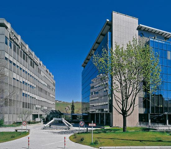 Aufstockung Bürogebäude in Stuttgart