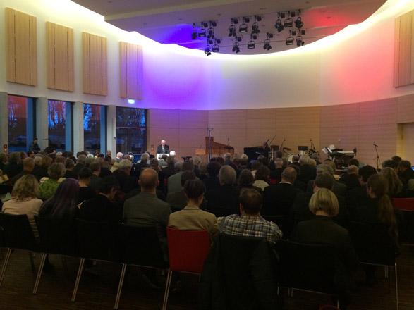 Neubau Probe- und Konzertsaal der Bundesakademie Trossingen