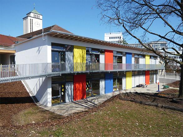 Neubau Kindergarten St. Josef in Trossingen