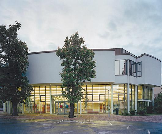 Neubau Konzertsaal der Staatlichen Hochschule für Musik in Trossingen