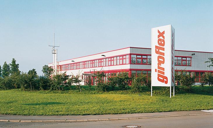 Neubau Produktionshalle Firma Giroflex in Trossingen