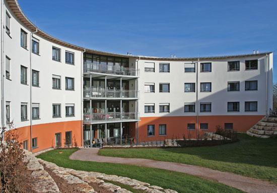 Neubau Pflegeheim Dr.-Karl-Hohner-Heim in Trossingen