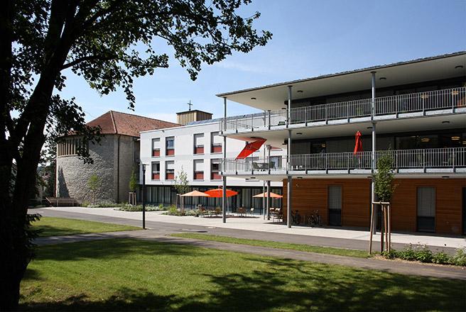 Ersatzneubau Altenzentrum Luise-Poloni-Heim in Tübingen