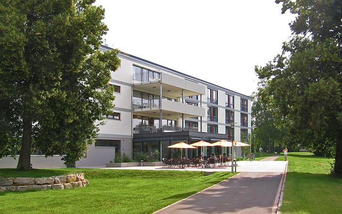 Neubau Altenzentrum Bürgerheim in Tuttlingen