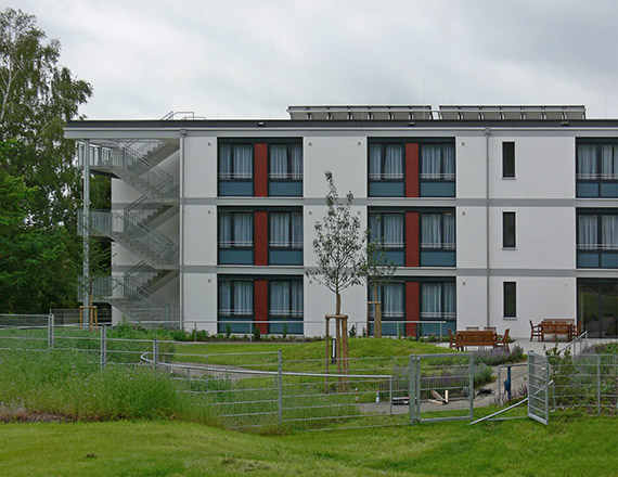 Neubau Altenzentrum Bürgerheim in Tuttlingen