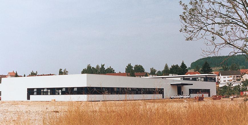 Umbau und Erweiterung Produktionsstätte Firma Bechtold in Tuttlingen